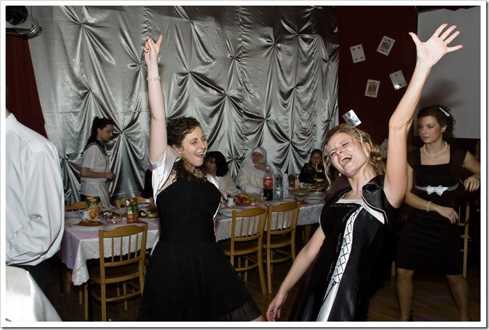 Siostry Niepokalanki Studniówka 2011