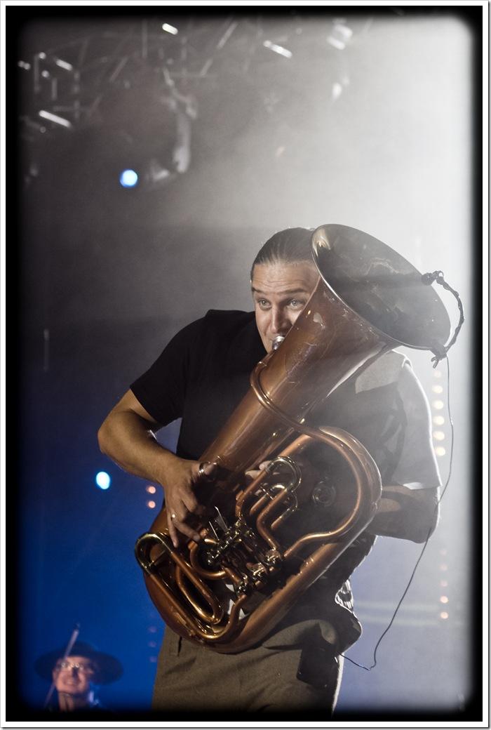 Paweł Golec, GOLEC u ORKIESTRA, XX Międzynarodowy Festiwal Folkloru- Strzegom 2011