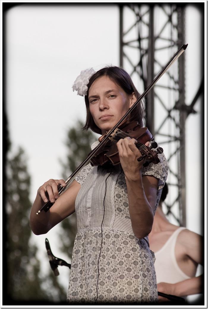 OTAVA YO, XX Międzynarodowy Festiwal Folkloru- Strzegom 2011