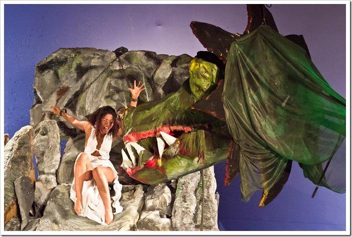 ANTAGON Theater AKtion-Teatro NUCLEO,  ORLAND SZALONY, XXIX Międzynarodowy Festiwal Teatrów Wędrujących